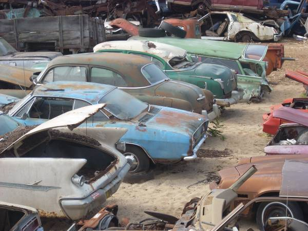 Image result for How Can an automobile Junk Yards Save Second Hand Vehicle Parts