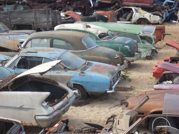 Sell My Car For Scrap Metal Near Me