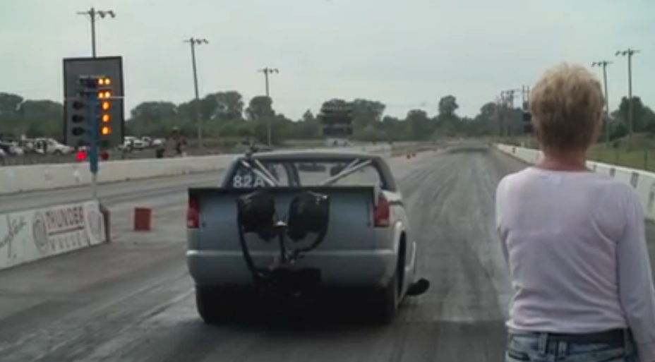 Watch The Most Dramatic Moment In Drag Week History – The Beyond All Thrash That Got Larson To The Line, But Not The Result He Wanted