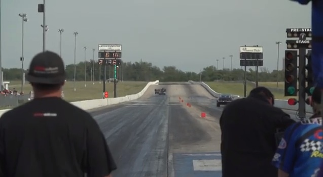 UPDATED: Larry Larson: Fastest Street Car In The World with a 6.16!