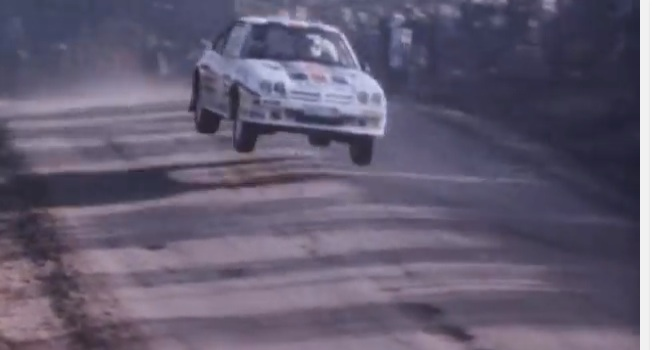 Pure Auditory Perfection: Watch And Listen To Group B Rally Cars In Their Native Environment