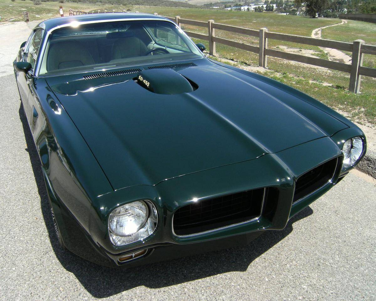 1973 Pontiac Firebird Trans Am For Sale: BangShift.com 1973 Pontiac Trans Am SD455