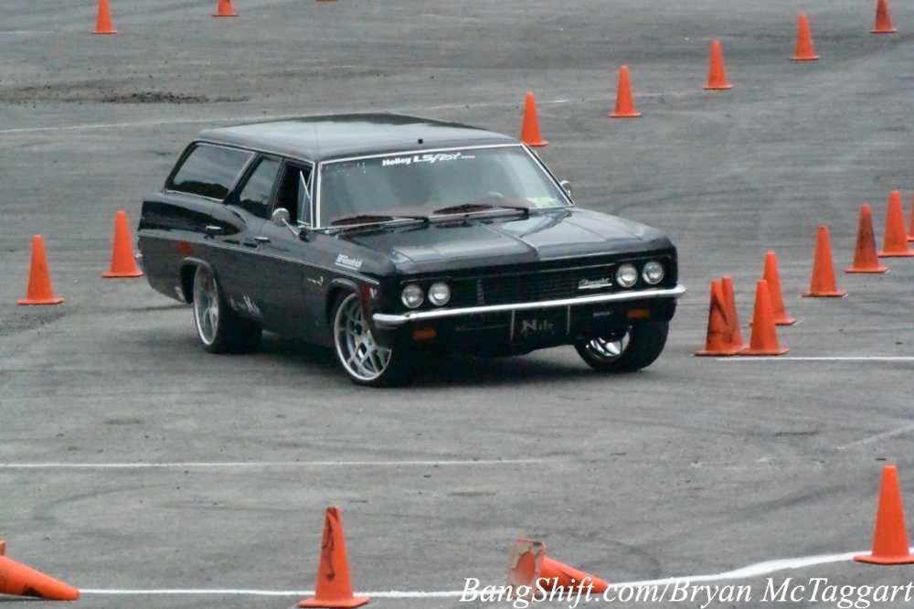 Watch This Brazilian Chevrolet Opala Wagon Run 8.18 At 165 With A Naturally Aspirated Chevy 250 Inline Six!