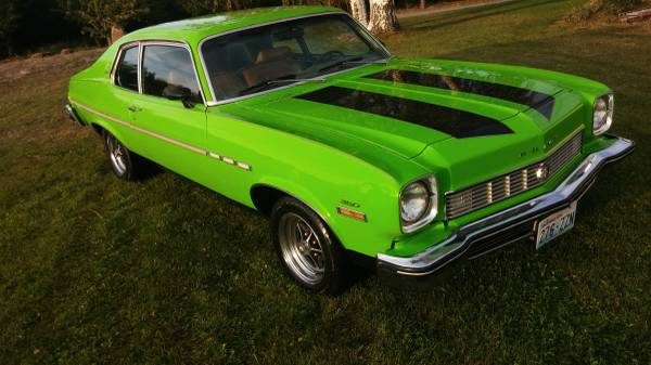 Rough Start: An Eastern Washington Buick Apollo In A Fetching Shade Of Lime