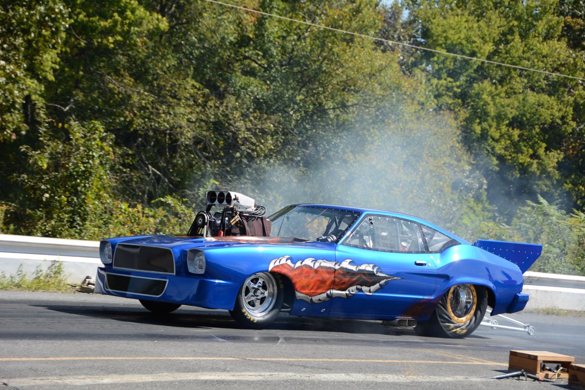 Drag Action Gallery: More Photos From The Paradise Drag Strip Fall Show-N-Go