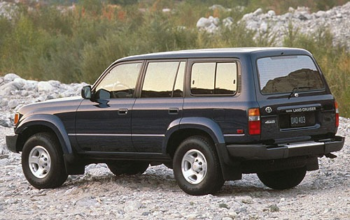 Photo found with the keywords toyota land cruiser j80 for sale