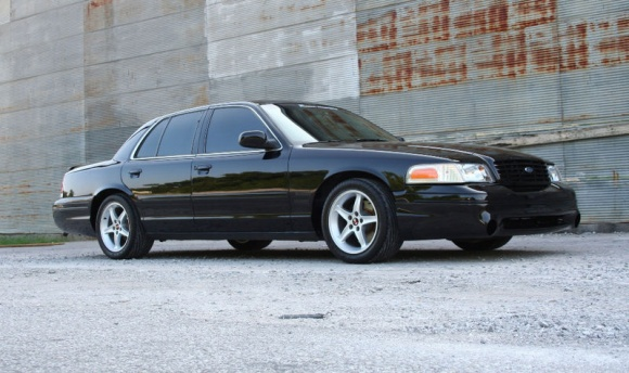 Ford Crown Victoria Roush Side Resize
