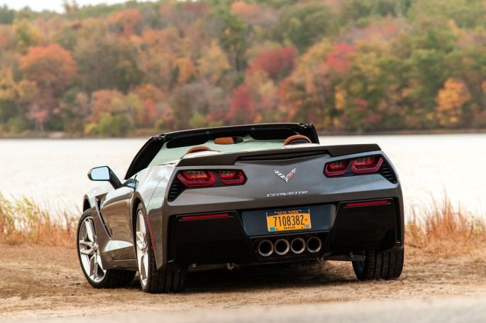 2015 Corvette Stingray eight speed automatic 008