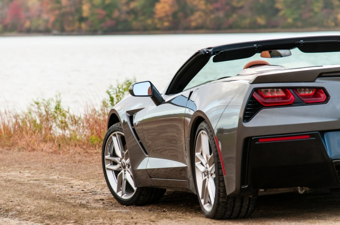 2015 Corvette Stingray eight speed automatic 011