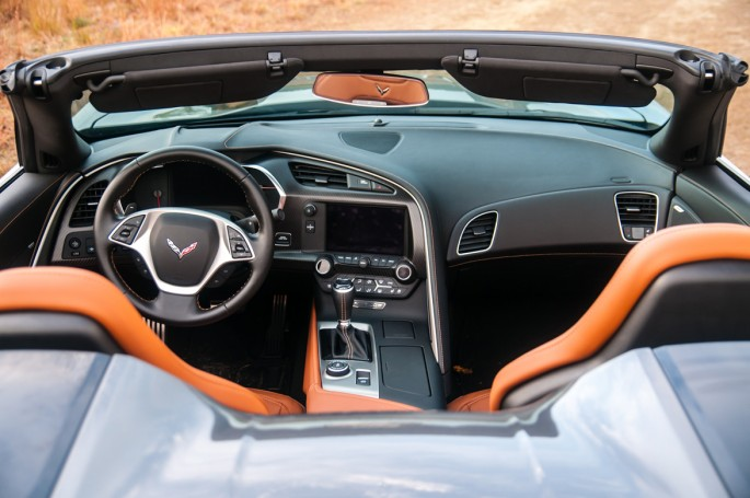 2015 Corvette Stingray eight speed automatic 024