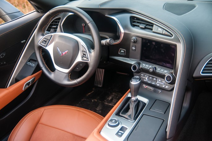 2015 Corvette Stingray eight speed automatic 025