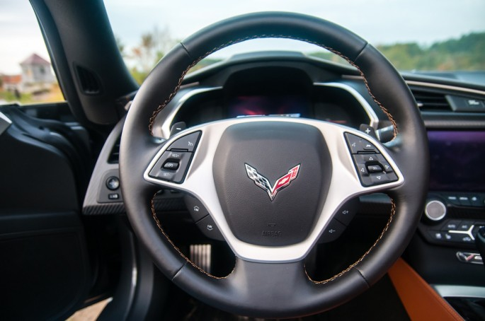 2015 Corvette Stingray eight speed automatic 026
