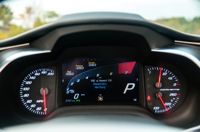 2015 Corvette Stingray eight speed automatic 027