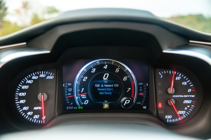 2015 Corvette Stingray eight speed automatic 028