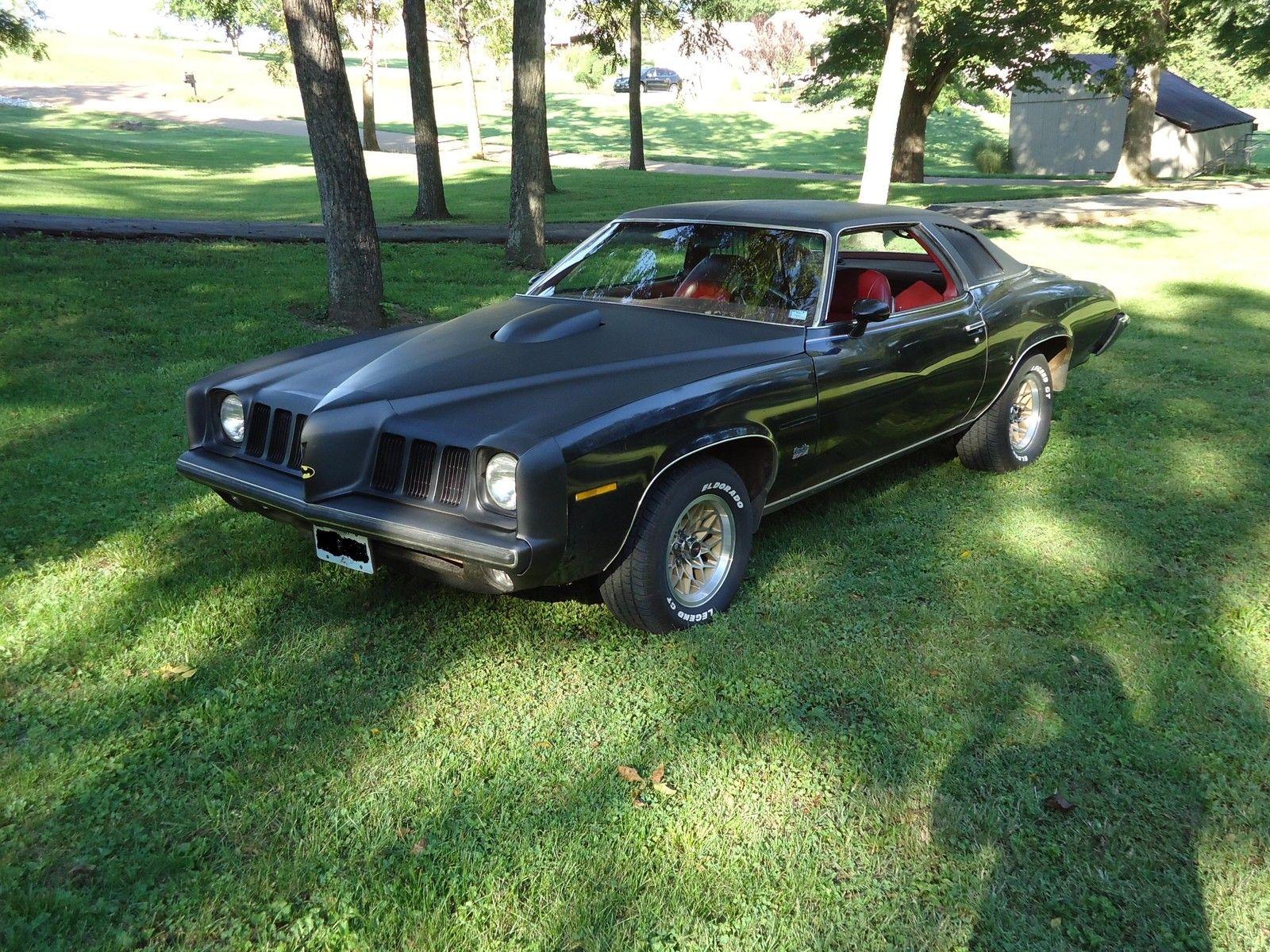 BangShift com Ebay Find: This 1973 Pontiac Grand Am Has A