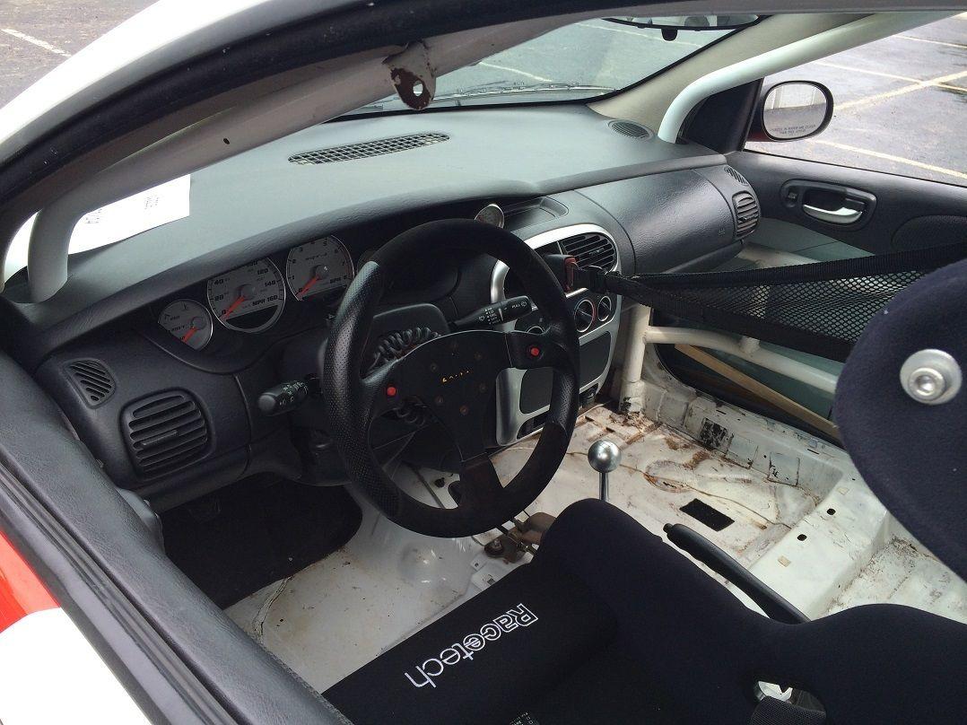 Bangshift Com Ebay Find Factory Built Dodge Srt 4 Scca T2 Race Car Srt 4 Wiring  Harness