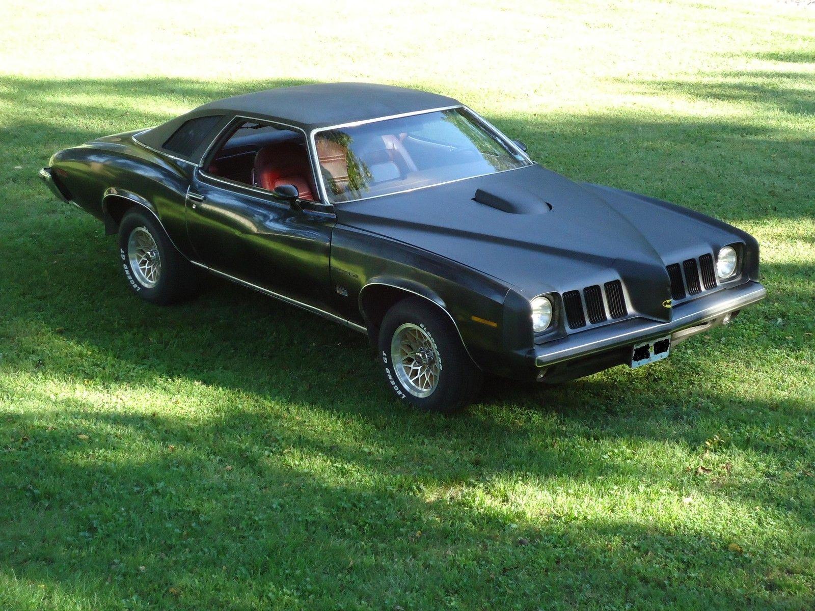 BangShift com Ebay Find: This 1973 Pontiac Grand Am Has A 400ci V8