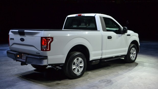 just how light is the new aluminum f 150. Black Bedroom Furniture Sets. Home Design Ideas