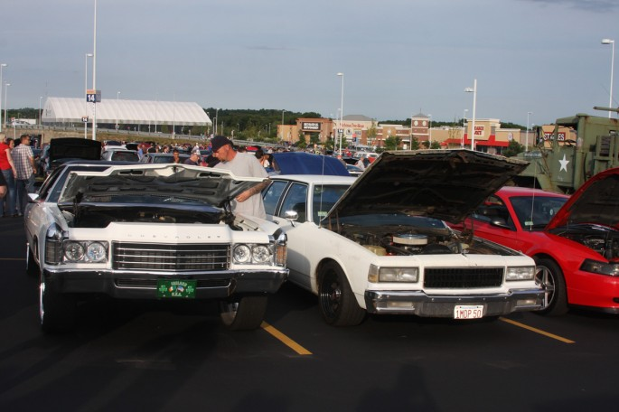 Buford car show