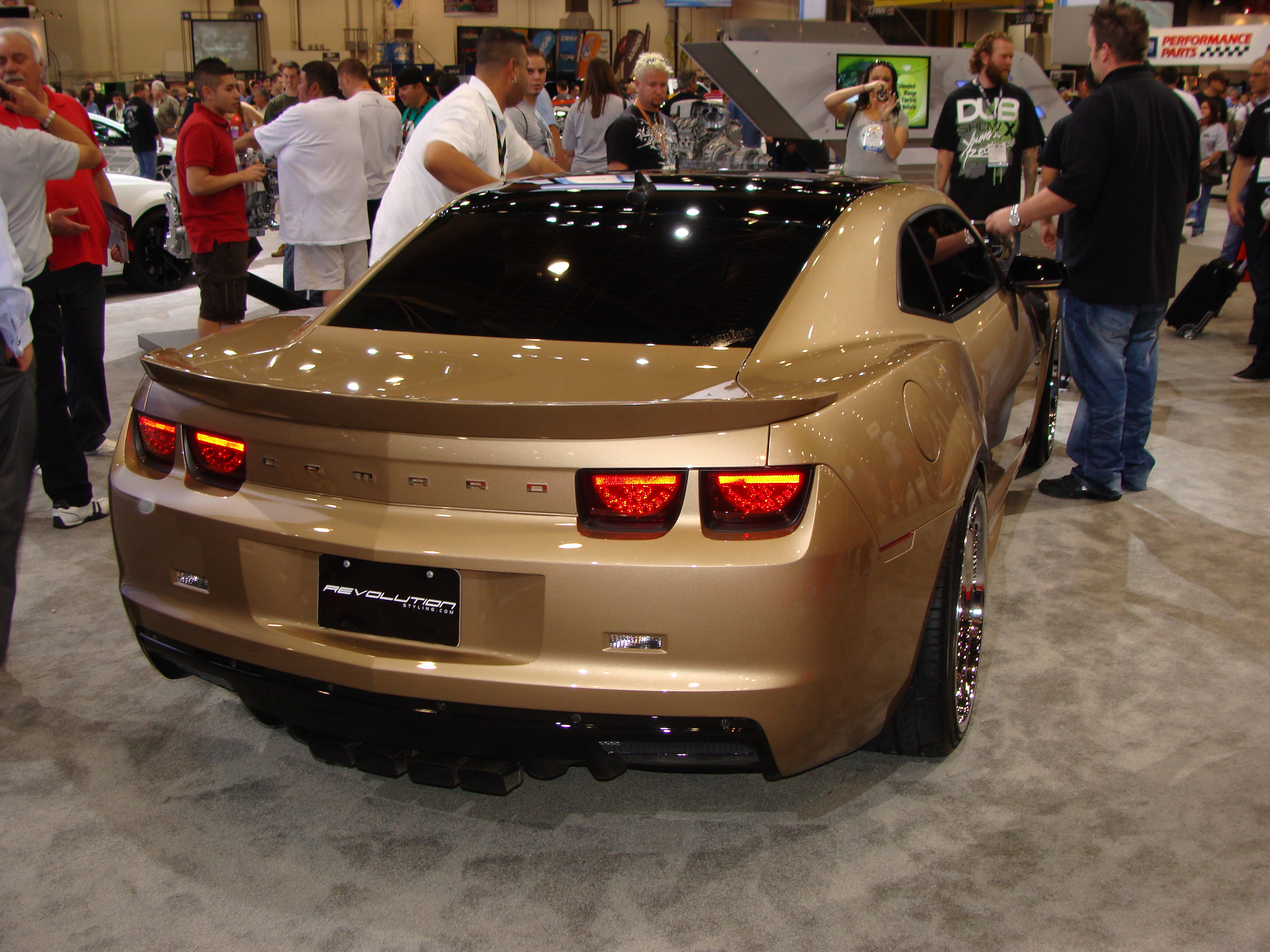 Unhinged: Why SEMA Special Build Cars Are The Ultimate Tease