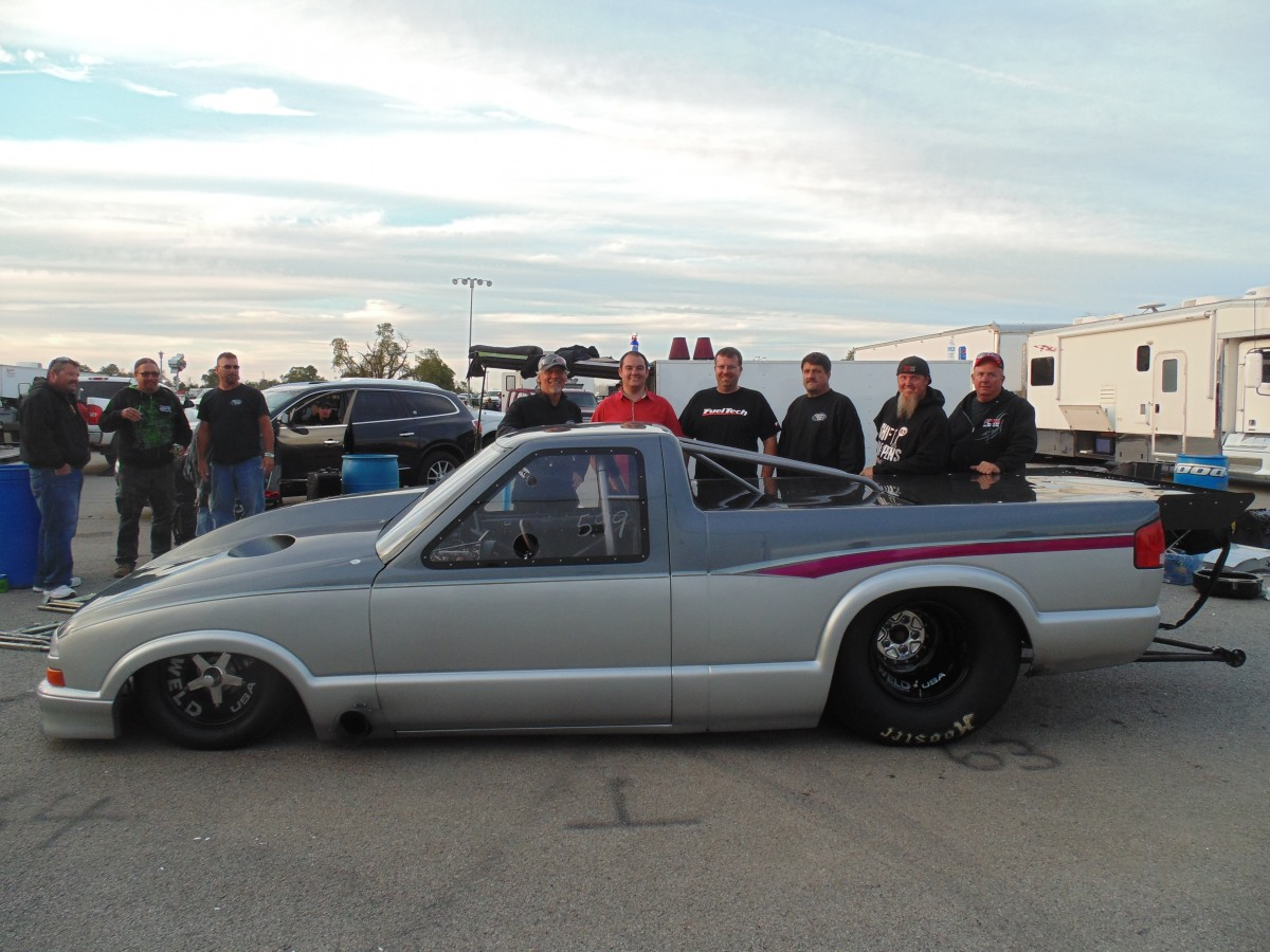 S10 drag truck for Sale in STEPHENVILLE TX  RacingJunk