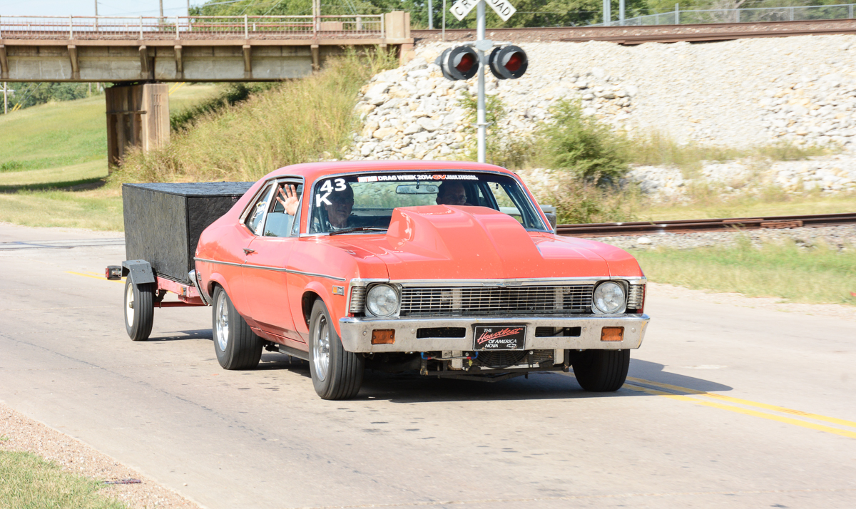 Justin Oney's Drag Week 2014 Photo Diary – We Pick It Back Up In Great Bend, Kansas On Day Four