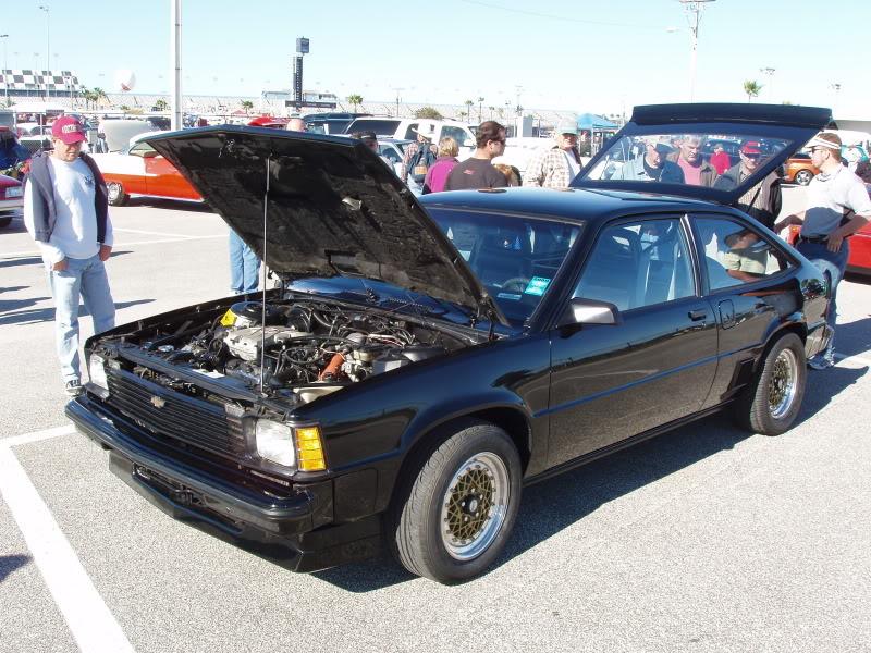 "Random Car Review: The 1980 Chevrolet ""Push Me, Pull Me"" Citation X-11"