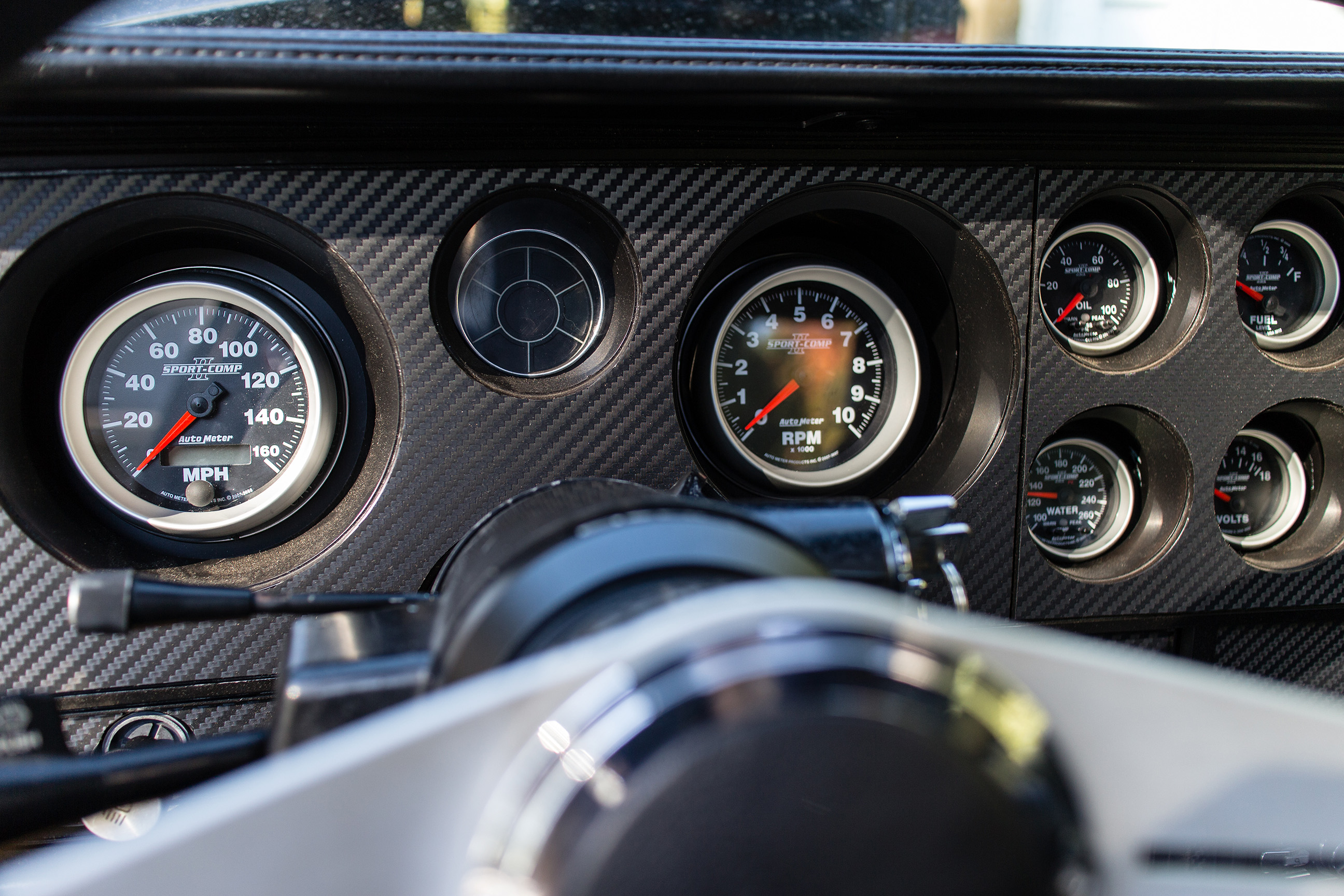 BangShift Tech: We Revamp Our Entire Dash Using Auto Meter Gauges To Replace No Name Junk That Failed – Bonus BangShifty Tricks Applied