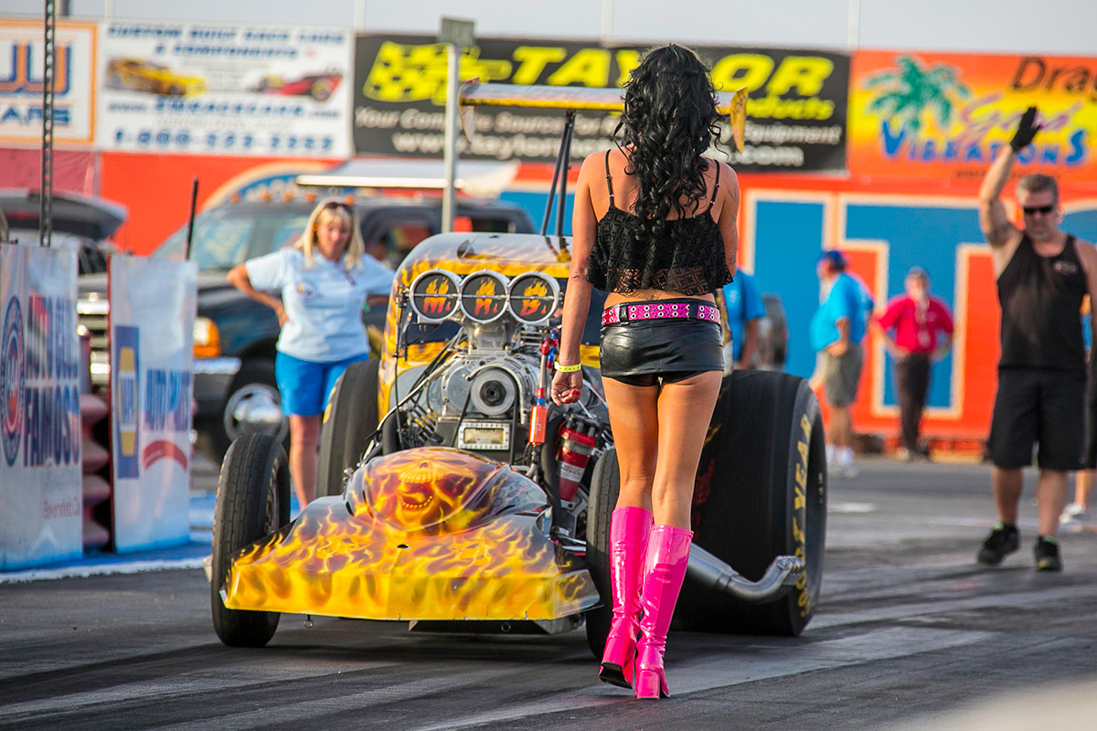 2014 California Hot Rod Reunion – More Great Action Featuring Altereds And ONLY Altereds