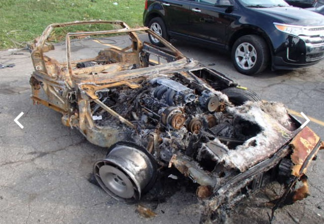 Copart Cadavers: A Collection Of Catastrophically Destroyed Corvettes