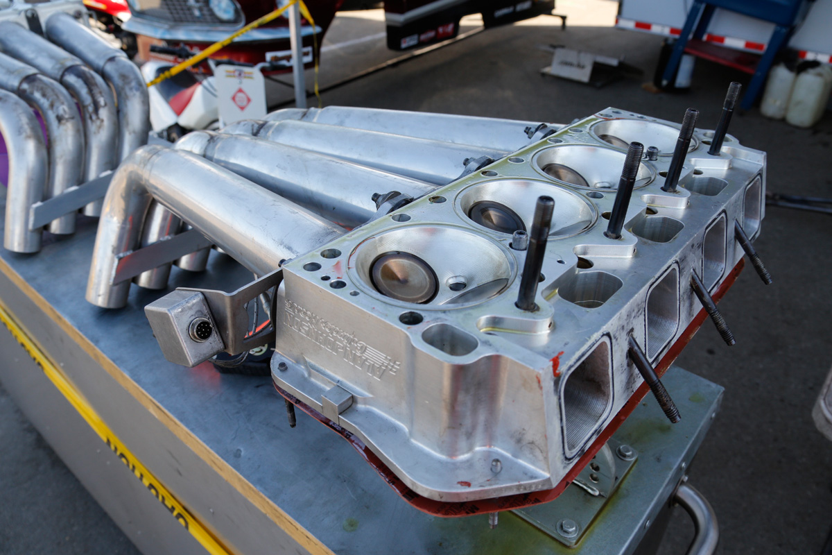 Naked Motors And Thrashing In The Pits At The 2014 California Hot Rod Reunion – Sweet Photos Here