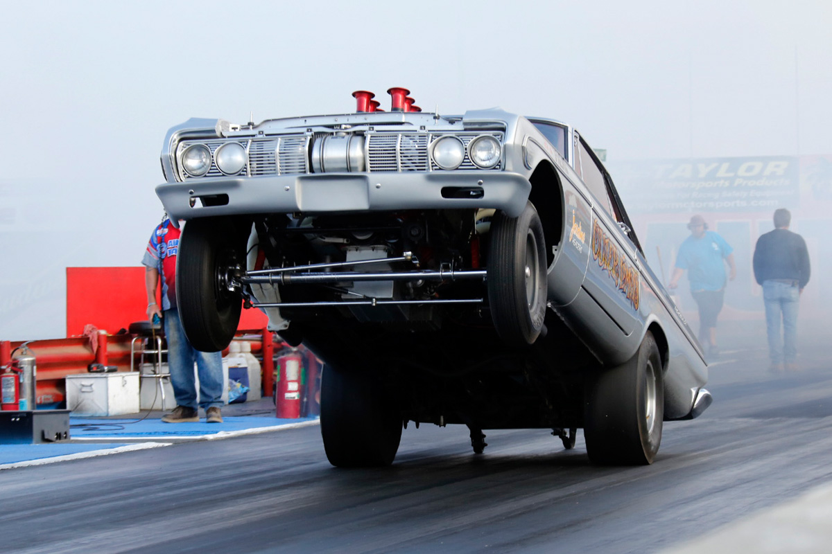 Nothing But Wheelstand Photos From The 2014 California Hot Rod Reunion