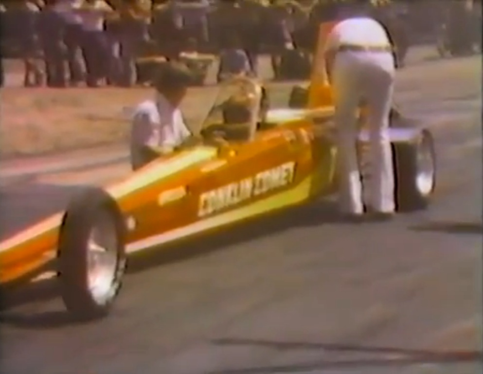 Best of BS 2015: The Neatest Vintage Hydrogen Peroxide Rocket Dragster Footage We Have Ever Seen