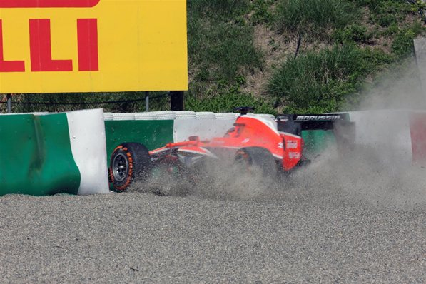 More Bad F1 News: The Marussia Team Has Filed For Bankruptcy