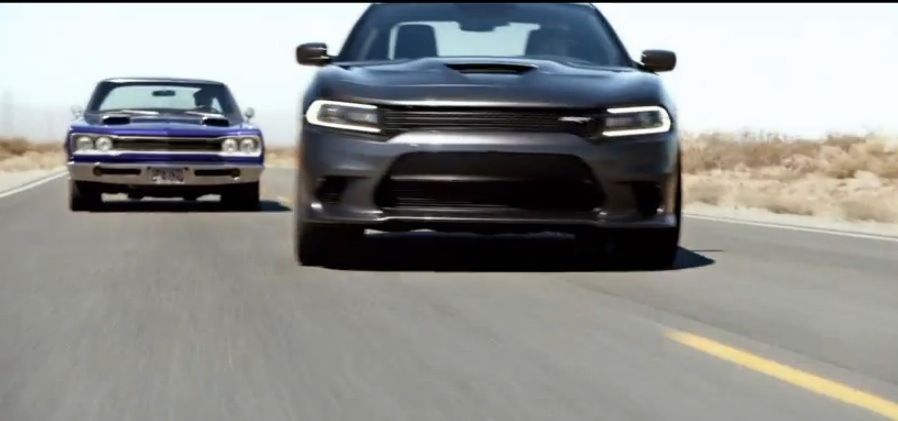 Watch The Dodge Brothers Rip Along During A 100-Year Car Chase In This Cool New Ad