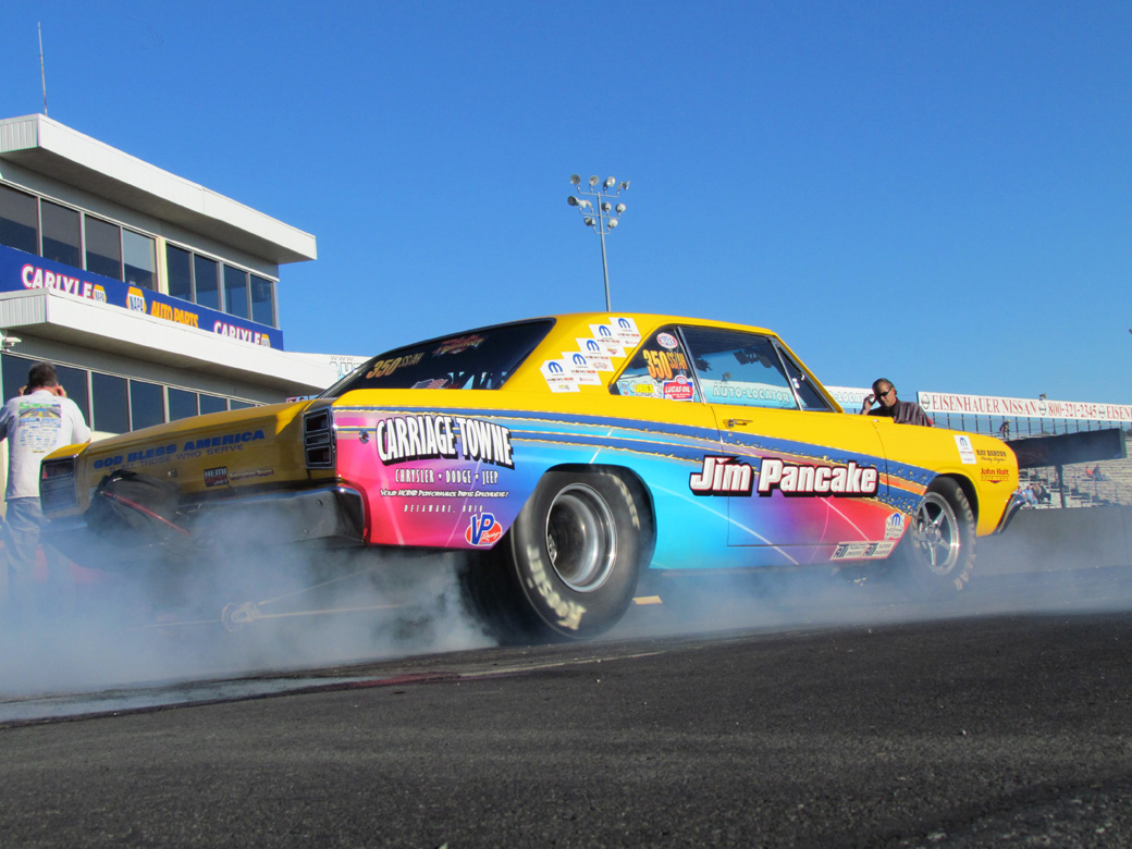 More Action Photos From The Hemi Challenge At The 43rd Dutch Classic – Elephants Marching At Maple Grove
