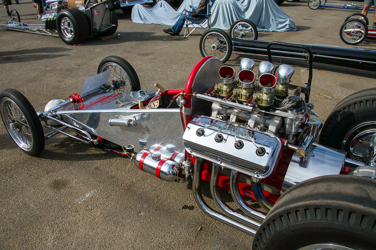 Check Out These Awesome Hot Rods And Historic Race Cars From The Famed Famoso Grove At The CHRR