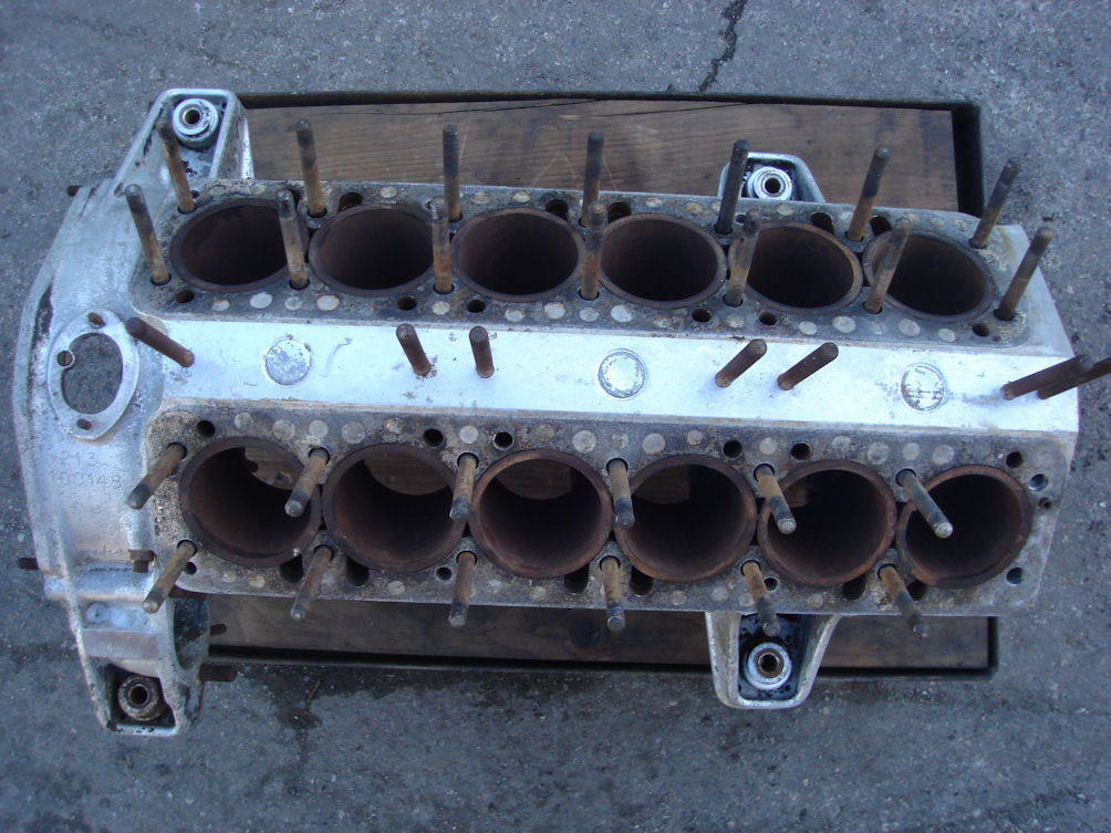 Bangshift Com V12 Ferrari Block