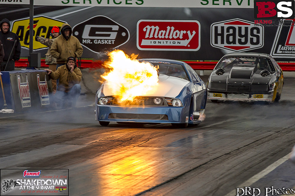 More Big Photos From The 2014 Shakedown At The Summit – Awesome Cars, Wild Action