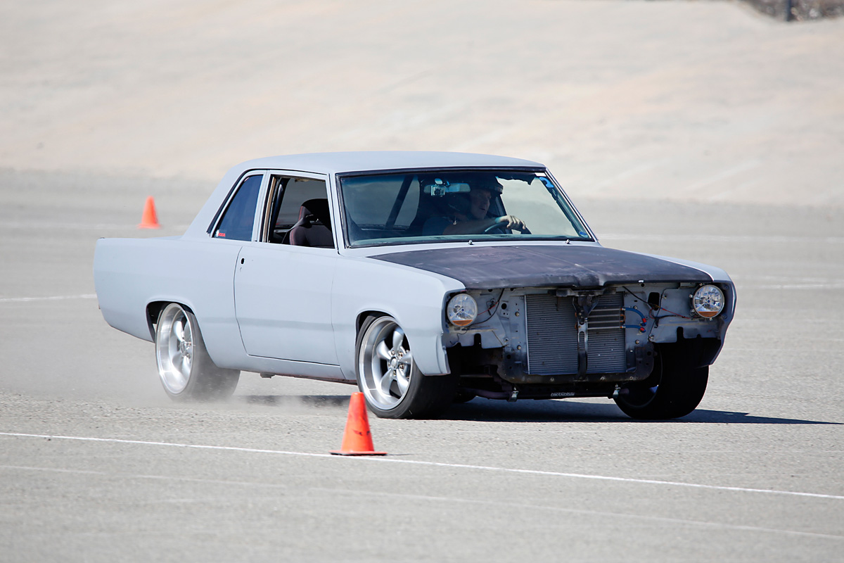 The Hotchkis Autocross Was Burning Up The Pavement At NMCA West Fontana Last Weekend – Action Photos Here!