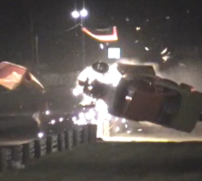 Best of 2014: Watch The Most Horrendous Doorslammer Wreck We Have Ever Seen Anyone Survive – Jerry Yeoman At Wichita International Raceway