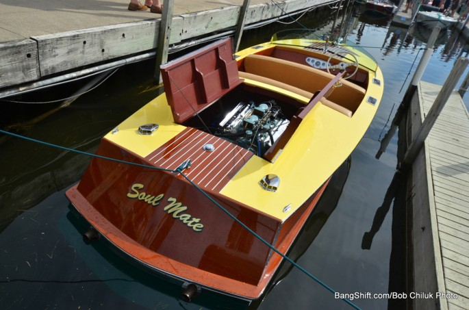 lake geneva boat show 2014 chris craft 113