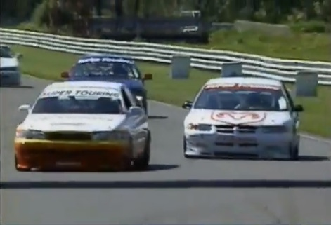 Historical Race Footage: NATCC At Lime Rock 1996-Touring Car Racing At It's Best
