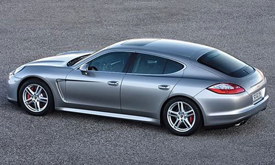"""In A Rare Admission, Porsche Agrees That The Panamera Sedan's Look Is """"Offputting"""""""