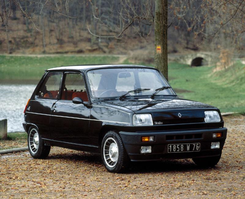 Renault 5 turbo 2 r5 alpine turbo car pictures - Bangshift Com Random Car History Renault 5 Turbo The