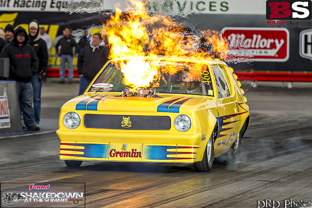 Shakedown At The Summit 2014: Out Last Flaming Blast Of Images From The Doorslammer Battle In Norwalk