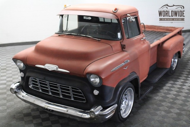 BangShift.com 1957 Chevy COE Truck