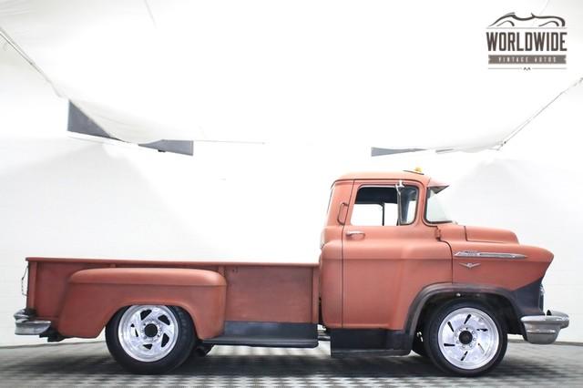 BangShift com 1957 Chevy COE Truck