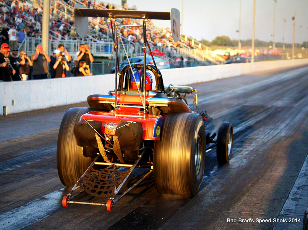 Race Coverage: The 2014 Nitro Nationals At Osage Tulsa Raceway Park – Funny Cars, Dragsters, Altereds, And More