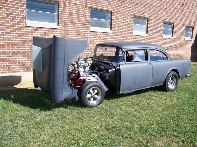 Bangshift Com Two Lane Blacktop 1955 Chevy